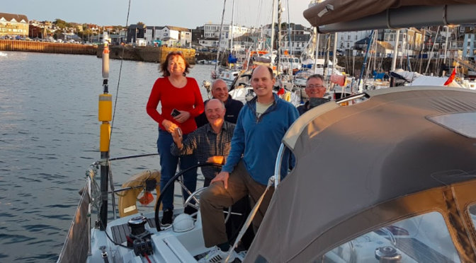 A  West Country Cruise on Sea Essay
